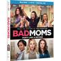 Bad Moms - El Club De Las Madres Rebeldes - Bluray + Dvd Usa