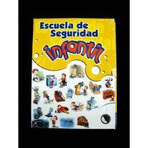 Libro Escuela De Seguridad Infantil Prevención Accidentes