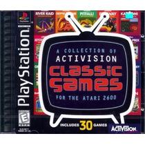 Juegos Clásicos Para El Atari 2600