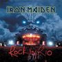 Iron Maiden Rock In Rio Cd Duplo Novo E Lacrado