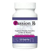 Passion Rx Con Yohimbe 30 Cápsulas - Formulado Por Ray Sahel