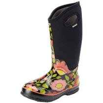 Mujeres Pantanos Classic Alta Secret Garden Boot