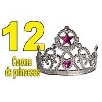 12 Corona De Princesas