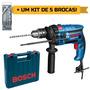 Furadeira De Impacto Profissional Gsb 13 Re 650w Bosch