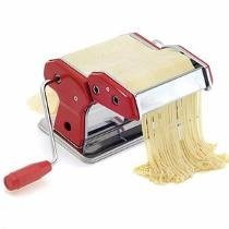 Cilindro Massa Macarrao Espaguete, Gratis Varal Para Secar