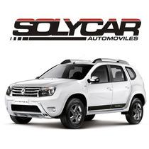Solycar Renault Duster 4x2 Y 4x4 Entrega Inmediata!!!