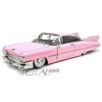 Cadillac Coupe De Ville 1959 Esc. 1:24 Jada Toys Big Time