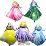 Globos Princesas Disney Gigantes Navidad Cumpleaños