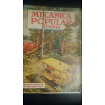 Revista Antigua Mecánica Popular Octubre 1950