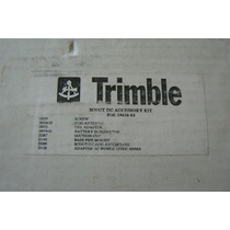 Kit De Fuente Poder Para Gps Scout Master De Trimble