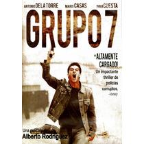 Dvd Grupo 7 ( 2012 ) - Alberto Rodriguez
