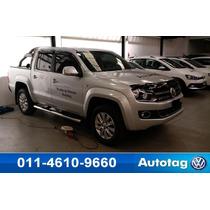 Volkswagen Amarok Highline Pack Automatica 4x4 Equipo #a1