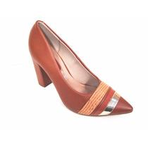 Sapato Feminino Beira Rio Confort 4156.101 Snob Calçados-s1