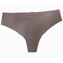 Panty Calvin Klein Tanga Sin Costuras Medium Original Oferta