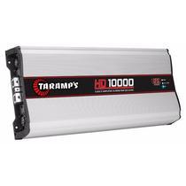 Amplificador Taramps Hd 10000 / 2 Y 1 Ohm 10000 W Rms 1 Ch