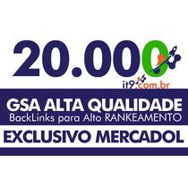 Vc Na Primeira Pg Do Google 20k Backlinks - Agencia De Elite