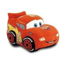 Carro Relampago Mcqueen Do Filme Carros De Pelucia Da Disney
