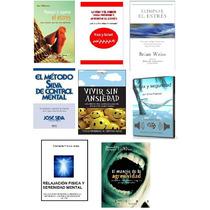 Controla El Estrés : Pack Libros Pdf Y Audiolibros