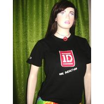 One Direction Camisa Talla S Artistas Online