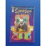 Revista Comic Los Simpson