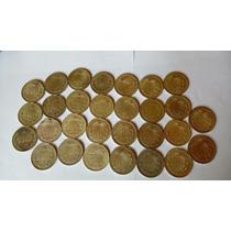 Moneda Un 1 Peso Resplandor Lote De 10 Envio Gratis