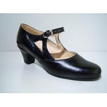 Zapato Español Folklore Para Danza