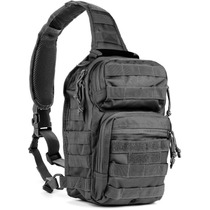 Red80129blk Red Rock Rover Tactic Bk Slingpack Mochila Molle