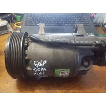 Compressor Do Ar Condicionado Golf Audi Bora