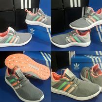 Zapatos Adidas Cc Fresh Bounce De Dama 100%originales