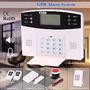 Sistema De Alarma Inalámbrico Gsm-casaoficina Manual Español