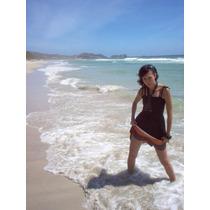 Vestido (playero) Para La Playa ( Venta De Garage)