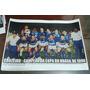 Poster Do Cruzeiro - Campeão Da Copa Do Brasil 1996