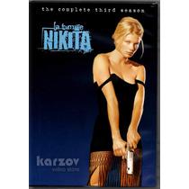 La Femme Nikita Tercera Temporada 3 Tres Serie Importada Dvd