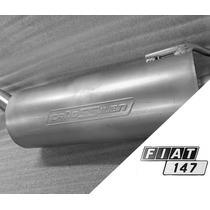Fiat 147 Cañossilen - Equipo Completo