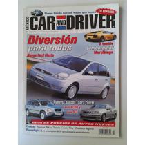 Revista Mexico Car And Driver Lamborghini Murcielago