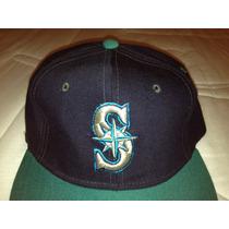 Gorra Seattle Mariners New Era Vintage Principios De Los 90s