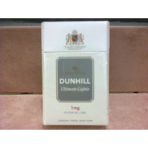 Dunhill Ultimate Lights - Inglaterra