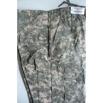 Pantalón Camuflado Militar Us Armycombat Uniform Acu Digital