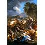 Moisés Batismo Purificação 1743 Pintor Giaquinto Repro Tela