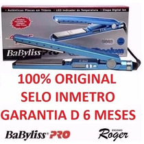 Chapinha Babyliss Pro Nano Titanium - By Roger 110v Ou 220v