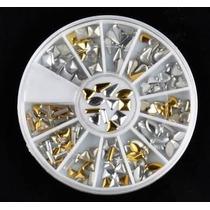 Estoperol Carrete Para Decoración De Uñas Manicura Gelish