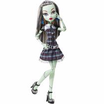 Monster High - Boneca Frankie Stein Com Acessórios - Bbc63