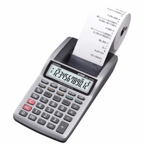 Calculadora Sumadora Casio 12 Digitos Hr-8tm - Tienda