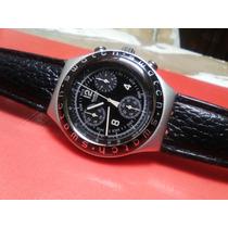 Swatch Irony Cronografo Hrmoso Reloj,tod Orijinal,suiso Gps