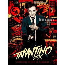Tarantino Xx Quentin, 8 Peliculas, Importacion, Blu-ray