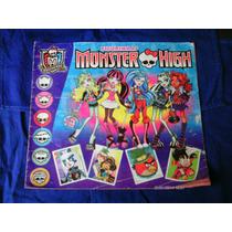 Album De Figurinhas Monster High E Outros Personagens