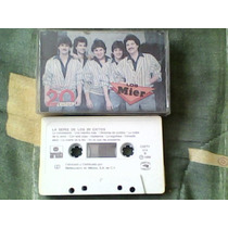 Audio Cassette Los Mier, 20 Exitos