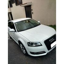 Audi A3 5p Attraction Plus 2011 1.8l Sonido Bose Tfsi