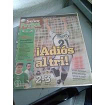 Pumas 1 - 2 América Adiós Al Tri, México Vs Usa Historia