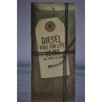 Perfume Diesel Fuel For Life Masculino. Contratipo P/entrega